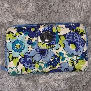Vera Bradley Turnlock Wallet - open to offers